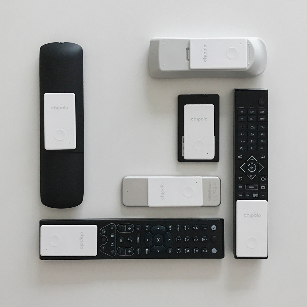 Chipolo - The Smart Way of Finding Your Lost TV Remote