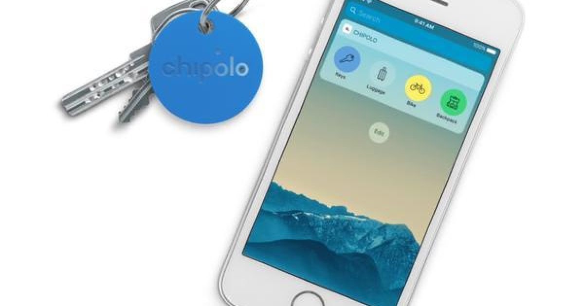 Chipolo - Bluetooth Trackers: How It Works