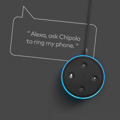 Alexa, ask Chipolo to find my phone